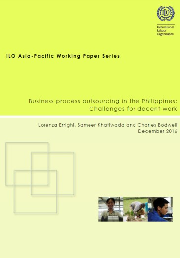 political analysis of the bpo industry in philippines